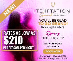 temptation grand miches resort grand opening best couples only getaway deals